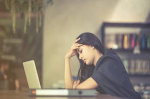 仕事を辞めたい…。あとで後悔しないために考えるべき5つのことのイメージ