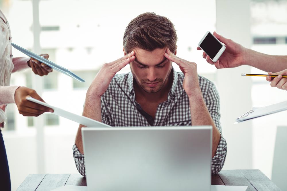 第二新卒のあなたも! 転職活動中のストレスにさよならする方法のイメージ
