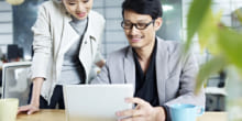 契約社員と正社員の違いは実際大きい?正社員登用前提は信用できる?【はじめての転職Q&A】のイメージ
