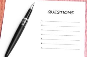 転職だからよく聞かれる面接での質問一覧。逆質問も怖くない!のイメージ