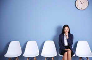 [素朴な疑問]面接には何分前に行けば良い?【転職を成功させる面接マナー】のイメージ