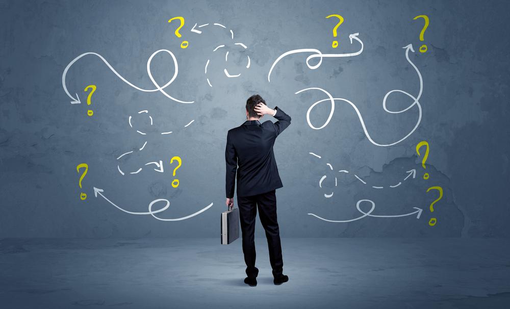 転職をなんとなく考えているけれど…。転職を迷った時の考え方のイメージ