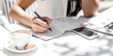企業研究ノートのススメ、第二新卒の転職、フリーターの就職を助けるノートの作り方のイメージ