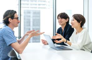 【外資に転職する方法】ぶっちゃけ、英語力なし、未経験、20代でもイケる?のイメージ