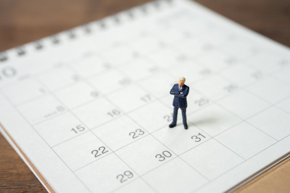 初めての転職でも、スケジュール管理ができていれば転職活動はうまくいく!のイメージ