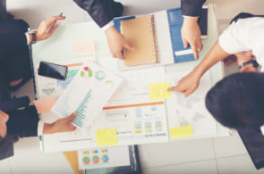 第二新卒や未経験でも企画職を目指すには?仕事のやりがい、スキル、転職方法の本当のところのイメージ